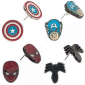 Marvel Comics - Captain America & Spiderman