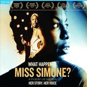 What Happened, Miss Simone? (Blu-ray + CD)