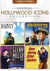 Universal Hollywood Icons Collection: James