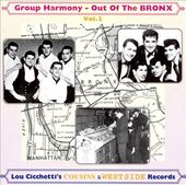 Out of the Bronx, Volume 2: Doo-Wop Cousins &