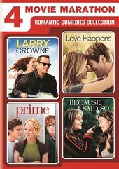 4-Movie Marathon: Romantic Comedies Collection
