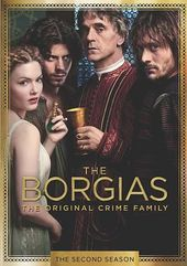 The Borgias - Season 2 (3-DVD)