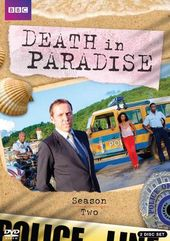 Death in Paradise - Season 2 (2-DVD)