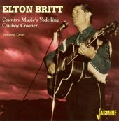 Country Music's Yodelling Cowboy Crooner, Volume 1