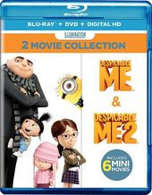 Despicable Me 2-Movie Collection (Blu-ray + DVD)