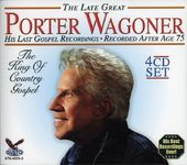 The Late Great Porter Wagoner (4-CD)