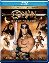 Conan - The Complete Quest (Blu-ray)