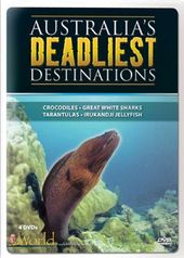Australia's Deadliest Destinations (4-DVD)