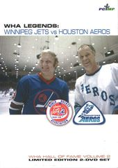 Hockey - WHA Legends: Winnipeg Jets vs Houston