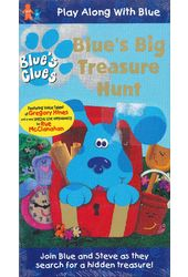 Blue's Clues: Blue's Big Treasure Hunt