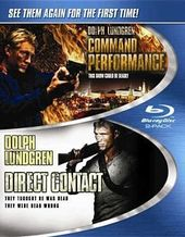 Command Performance / Direct Contact (Blu-ray)