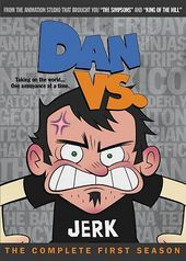 Dan Vs. - Complete 1st Season (3-DVD)