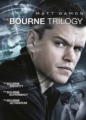 The Bourne Trilogy (3-DVD)
