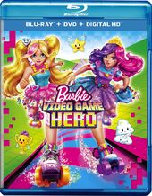 Barbie: Video Game Hero (Blu-ray + DVD)