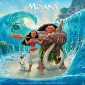 Moana (The Songs - Original Motion Picture