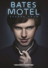 Bates Motel - Season 4 (3-DVD)