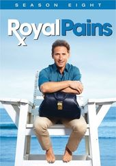 Royal Pains - Season 8 (2-DVD)