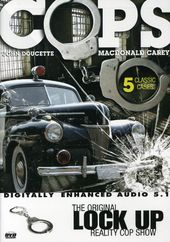 Cops (1950s) - Volume 1 - 5 Classic Cases