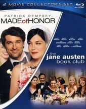 Made of Honor / Jane Austen Book Club (Blu-ray)