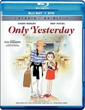 Only Yesterday (Blu-ray + DVD)