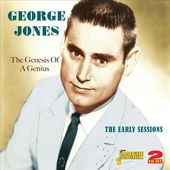 The Genesis of a Genius: The Early Sessions (2-CD)