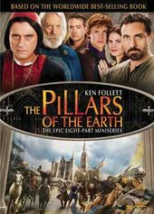 The Pillars of the Earth (3-DVD)