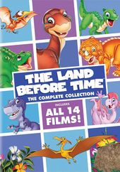 The Land Before Time - Complete Collection (8-DVD)