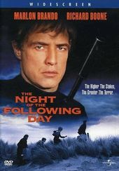 The Night of the Following Day (Widescreen)