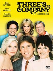 Three's Company - Season 6 (4-DVD)