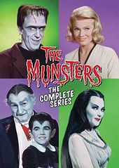 The Munsters - The Complete Series (12-DVD)