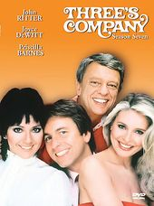Three's Company - Season 7 (4-DVD)