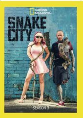 National Geographic - Snake City - Season 3