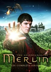 Merlin - Complete Series (24-DVD)