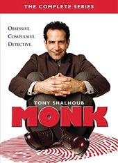 Monk - Complete Series (32-DVD)