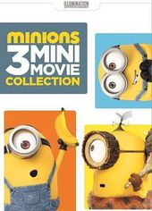 Minions 3 Mini Movie Collection
