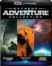 Extreme Adventure Collection (4K Ultra HD Blu-ray)