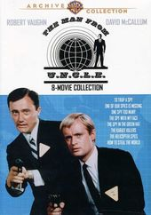 Man from U.N.C.L.E. - 8-Movie Collection (4-Disc)