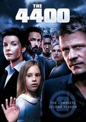 4400 - Complete 2nd Season (4-DVD)