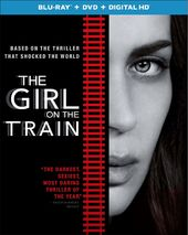 The Girl on the Train (Blu-ray + DVD)