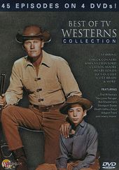 Best of TV Westerns Collection [Tin Case] (4-DVD)