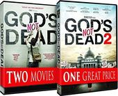 God's Not Dead / God's Not Dead 2 (2-DVD)