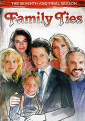 Family Ties - Complete 7th Season (4-DVD)