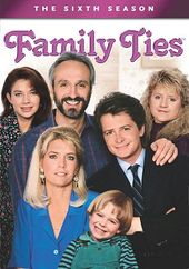 Family Ties - Complete 6th Season (4-DVD)