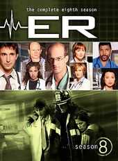 ER - Complete 8th Season (6-DVD)