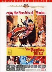 The Venetian Affair (Widescreen)