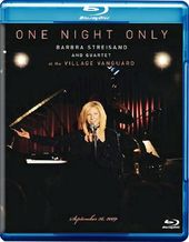 One Night Only: Barbra Streisand and Quartet at