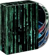 The Ultimate Matrix Collection (10-DVD)
