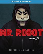 Mr. Robot - Season 2 (Blu-ray)