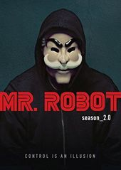 Mr. Robot - Season 2 (4-DVD)