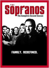 The Sopranos - Complete 2nd Season (4-DVD)